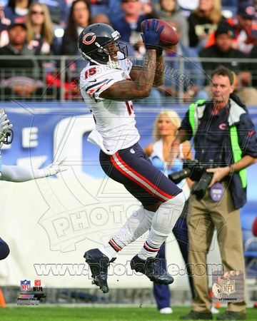Brandon Marshall 2012 Action Photo