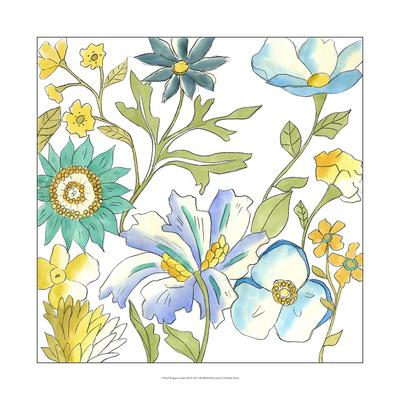 Bouquet Garden III Prints by Chariklia Zarris