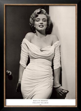 Marilyn Monroe Prints by Philippe Halsman