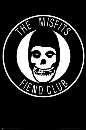 The Misfits - Fiend Club Prints