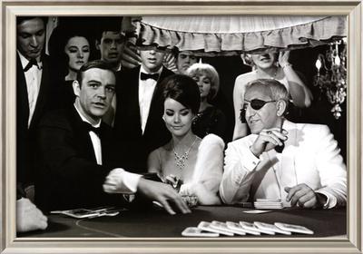 James Bond at the Casino, Thunderball Prints