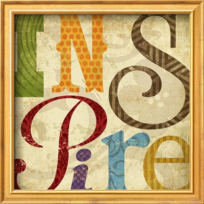 Inspire Prints by Suzanna Anna