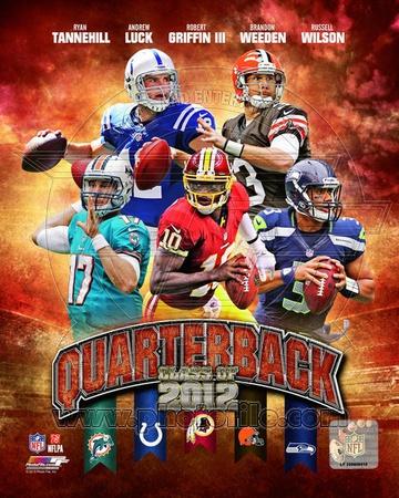 Quarterback Class of 2012 Composite Photo