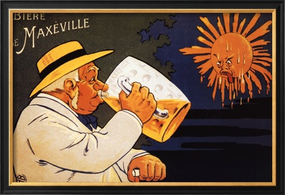 Maxeville Beer Posters