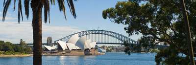 Sydney Opera House, UNESCO World Heritage Site, Sydney, Australia Photographic Print by Matthew Williams-Ellis