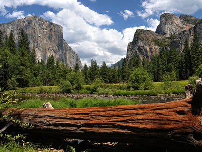 Yosemite Valley Photographic Print by Philippe Sainte-Laudy