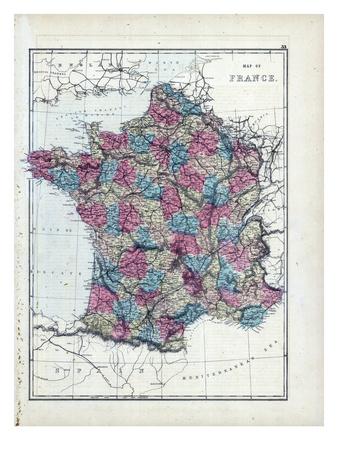 1873, France Giclee Print