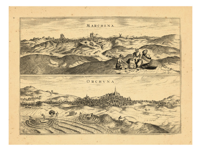 1657, Spain Giclee Print