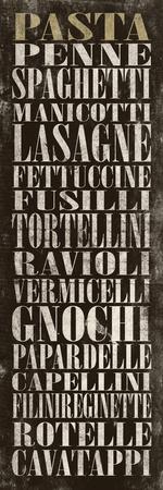 Pasta Prints by Jace Grey