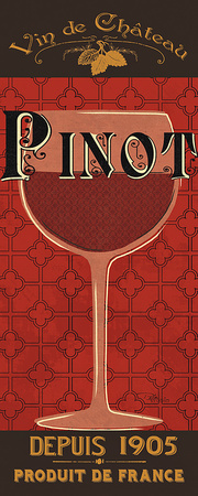 Red Label IV Poster by  Pela