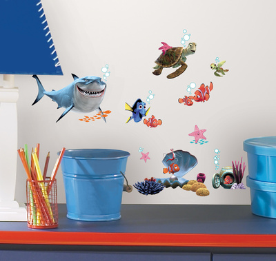 Finding Nemo Peel & Stick Wall Decals Wall Decal