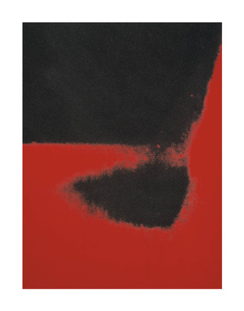 Shadows II, 1979 (red) Posters by Andy Warhol