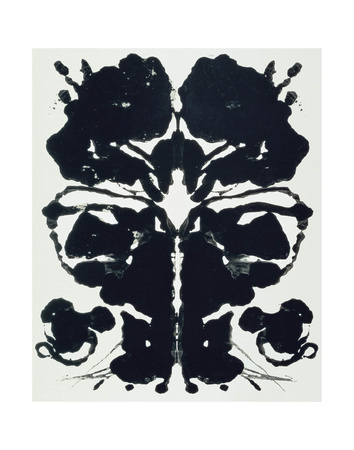 Rorschach Stampe di Andy Warhol