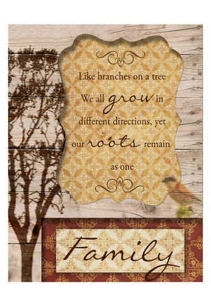 Family Tree Posters by Taylor Greene