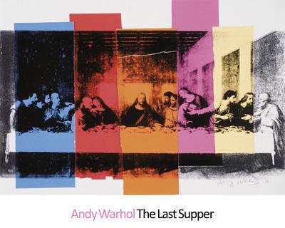 Detail of the Last Supper, 1986 Sanatsal Reprodüksiyon