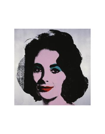 Liz, 1963 Print by Andy Warhol