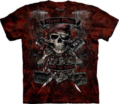 Dead Men T-shirts