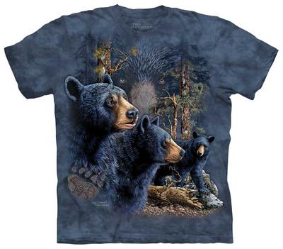 Find 13 Black Bear T-shirts