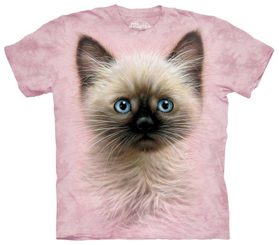 Black & Tan Kitten T-shirts