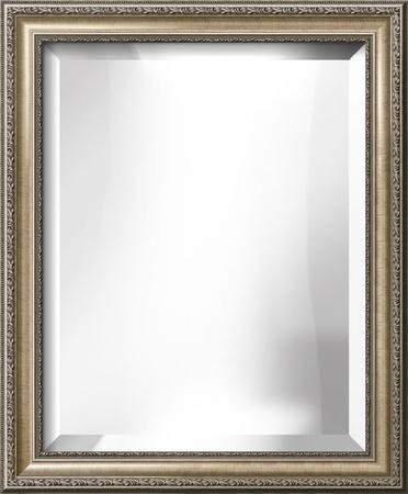 PARMA Champagne Wide Mirror Wall Mirror