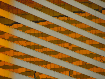 The Pattern of Windows in a Building Photographic Print by Jorge Fajl