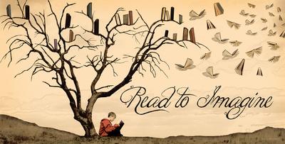 Read to Imagine 高品質プリント : ジャンヌ・スティーブンソン