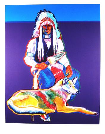 Peace And Loyalty Eksklusivudgaver af John Nieto