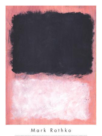 Untitled, 1967 高画質プリント : マーク・ロスコ
