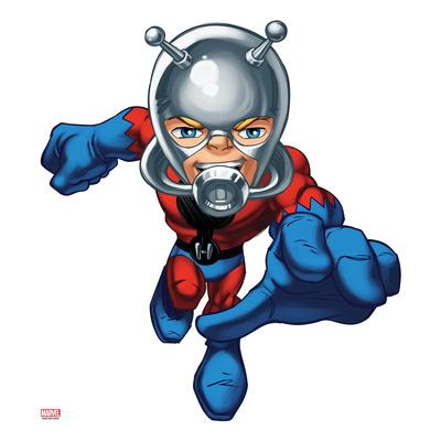 Marvel Super Hero Squad: Ant-Man Running Póster en AllPosters.es