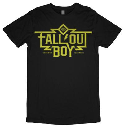 Fall Out Boy - Machine T-Shirt