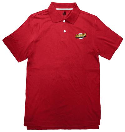 The Big Bang Theory - Bazinga Polo T-shirts