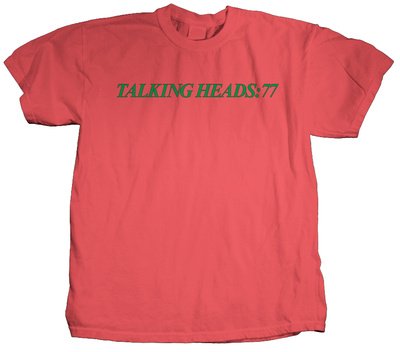 Talking Heads - '77 Shirt