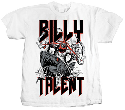 Billy Talent - Surprise Shark T-shirts