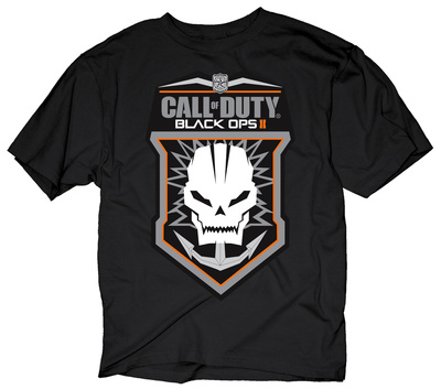 Call of Duty: Black Ops 2 - Anchored Skull Icon T-Shirt