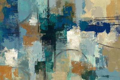 Jasper Lagoon Prints by Silvia Vassileva