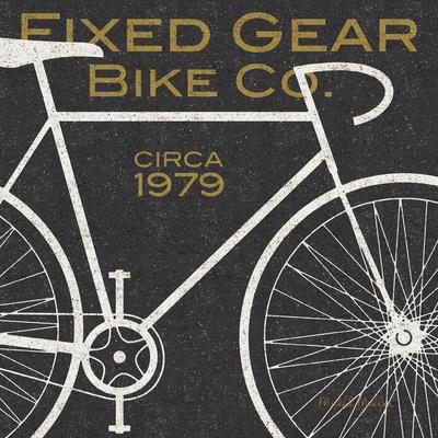 Fixed Gear Bike Co. Art by Michael Mullan