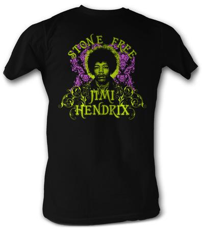 Jimi Hendrix - Stone Free Shirts