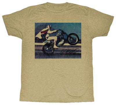 Evel Knievel - Live Shirt