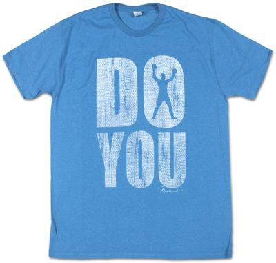 Muhammad Ali - Do You Shirt