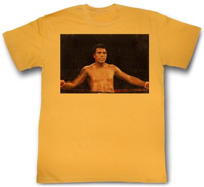 Muhammad Ali - Ali Chillin T-shirts