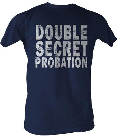 Animal House - Double Secret Probation T-shirts