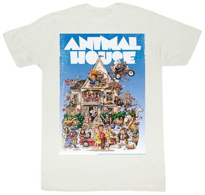 Animal House - Poster Time Shirts