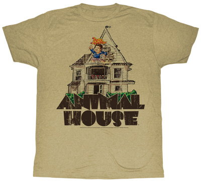 Animal House - Flag Flyer T-Shirt