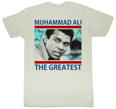 Muhammad Ali - The Greatest T-shirts