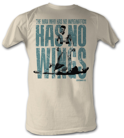 Muhammad Ali - Wings T-Shirt