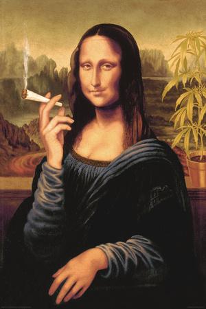 Mona Lisa - joint Posters