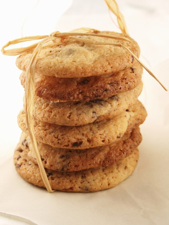 Cookies, Stacked and Tied with String Photographic Print by Francine Reculez