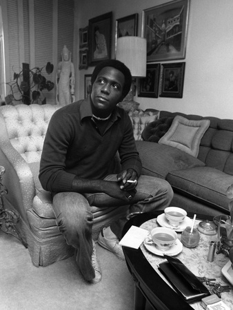 Richard Roundtree - 1975 Photographic Print by Isaac Sutton