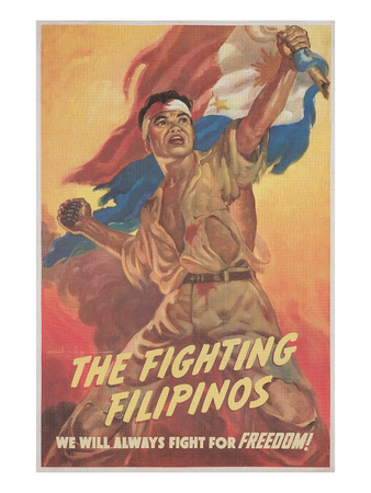 Filipino Freedom Fighter Poster Prints