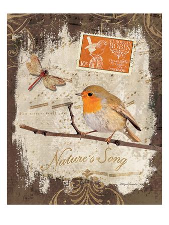 Winged Traveler 2 Prints by Morgan Yamada